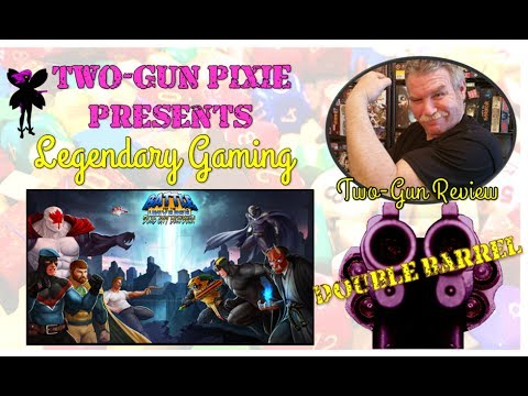 """""""Double-Barrel"""" Two-Gun Review 012 - Battle for the Universe"""