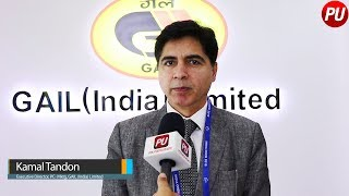 Exclusive Interview At India Chem 2018 With GAIL (India) Limited