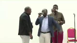 Fanda Na Yo   Alka Mbumba Et Ngangu Paulo A La Angola ADP Talatona Ministerio Maculusso