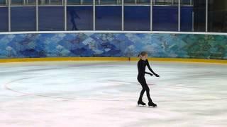 Julia Lipnitskaia, SP, Russian Open Skates 2014