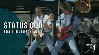 Statu  Quo - Rockin' All Over The World