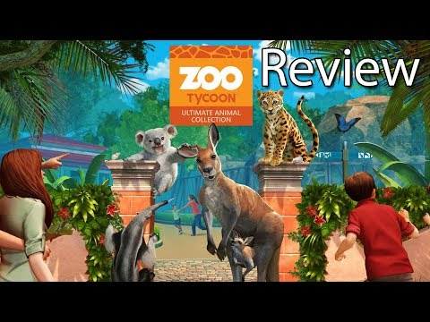Judging by the video     :: Zoo Tycoon General Discussions