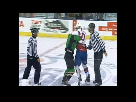 Henrik Samuelsson vs. Craig Leverton