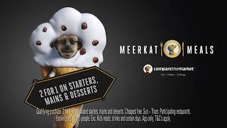 Compare the Meerkat Advert 102 Advert
