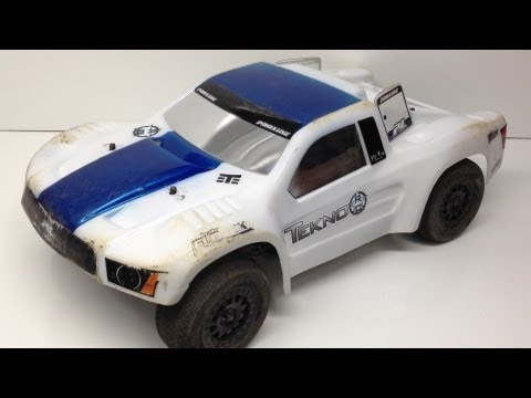 Tekno SCT410 4wd ShortCourse Truck – Final Review