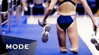 Kisah Inspiratif: Atlet Renang Dengan Keterbatasan Fisik