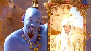 A Whole New World and Other Song Clips - Aladdin Movie - Disney Family Movie HD