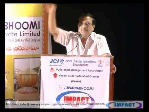 Love|Yandamuri Veerendranath|TELUGU IMPACT Hyd 2012-Part1