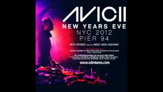 Avicii - Live At Pier 94 (New York City) 01-01-2012
