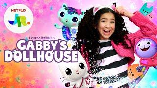 Gabby's Dollhouse Trailer