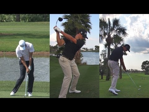 ADAM SCOTT – 2014 GOLF SWING FOOTAGE – REG & SLOW MOTION 1080p HD