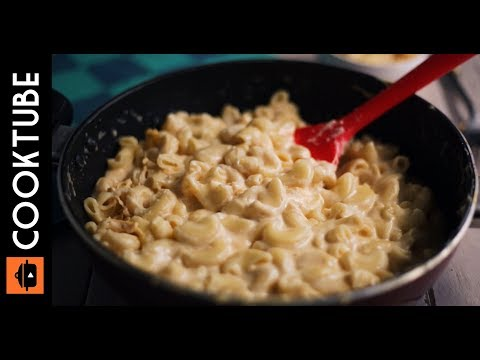 Classic American Mac & Cheese with Real Cheddar Cheese  30 Minute Recipes