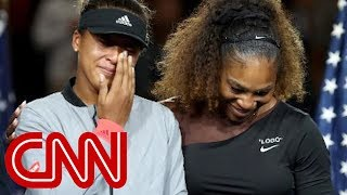 Osaka defeats Serena Williams in upset at US Open Final