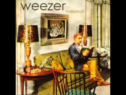 Weezer - Death And Destruction (Instrumental)