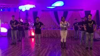 2018 Best Quince Surprise Dance | Neyda Rodriguez (Bachata, Merengue, Cumbia, Zapateado/Huapango)