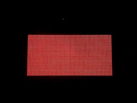 P4 SMD RGB LED Module (40/80 pixel)
