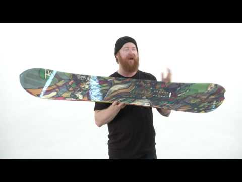 2017 Rossignol XV Magtek Snowboard – Review – The-House.com