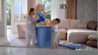 Abbott Milk Powder 'Dancing Bear'