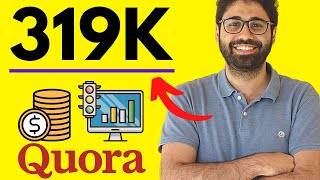 How To Get Free Website Traffic From Quora [8 Secret Tips] - 319K Views!