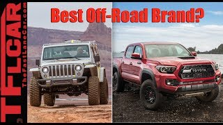 This Is the Most Off-Road Worthy Automaker!