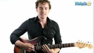 "How to Play ""Machinehead"" by Bush on Guitar"