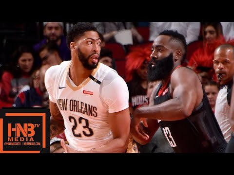 Houston Rockets Vs New Orleans Pelicans Full Game Highlights | 10.17.2018, NBA Season Mp3