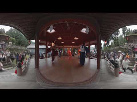 世界遺産 五箇山 (VR)