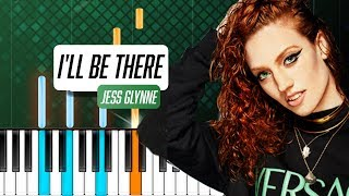 """Jess Glynne   """"I'll Be There"""" Piano Tutorial   Chords   How To Play   Cover"""