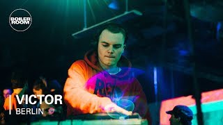 Victor | Boiler Room x SCOPES
