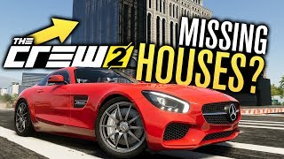 Missing Houses in The Crew 2...?
