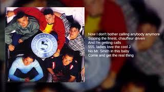 Five: 09. Partyline 555-On-Line (Lyrics)