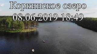 Рыболовный курорт коркинское озеро