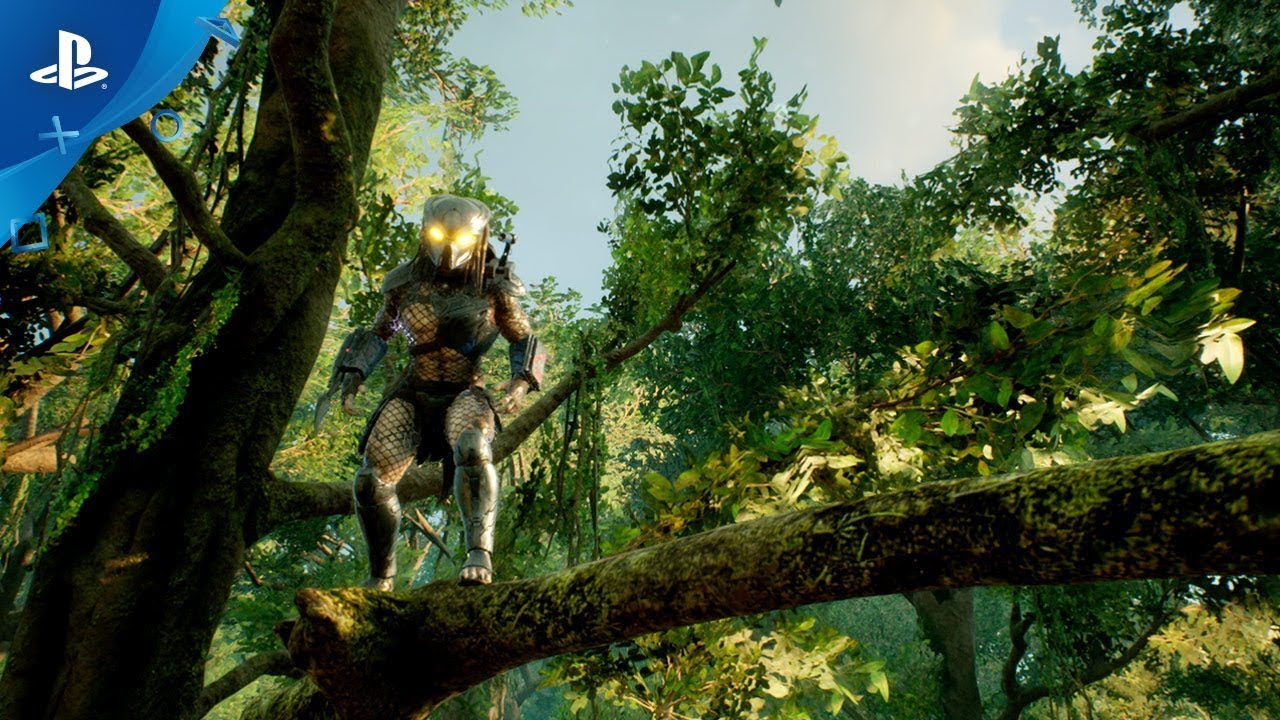 New Footage Of Predator: Hunting Grounds Unveiled at Gamescom 2019