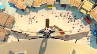 Hezarfen ahmet celebi animasyon