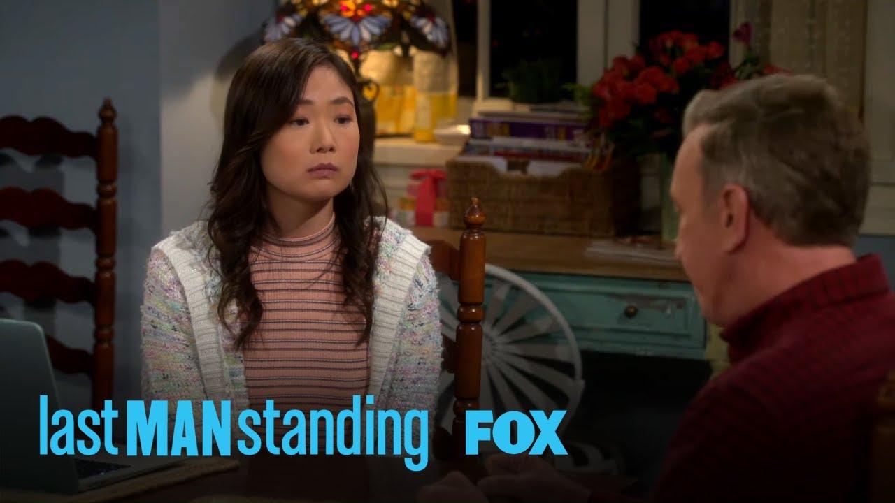 Mike Asks Jen For Her Family's Secret Recipe | Season 8 Ep. 15 | LAST MAN STANDING