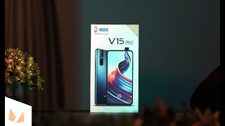 Vivo V15 Pro Unboxing & Impression