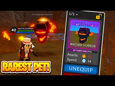 HE GAVE ME THE RAREST PET! *INSANE* | Wizard Simulator