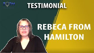 Toronto House Buyers | Testimonial - Rebecca from Hamilton
