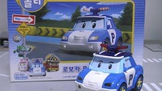 로보카폴리 만들기 장난감 Robocar Poli Toys Poli Assemble