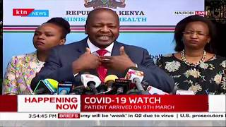 COVID-19 WATCH: Call toll free number 719, to report suspected coronavirus case