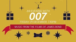 An Evening with 007 Review | Bridgewater Hall | Manchester