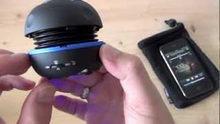RAIKKO Dance BT Vacuum Speaker