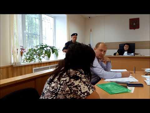 Суд Поповой Е  Ю  с РЖД ч  3 юрист Вадим Видякин