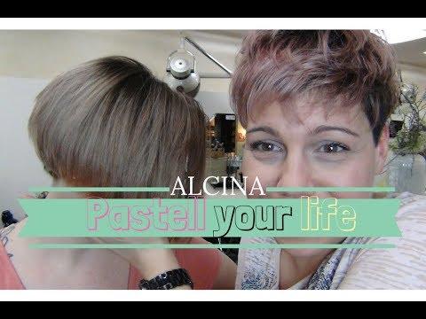 Pastell your life mit ALCINA Haarfarben