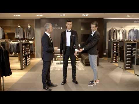 """Dresscode: """"Black Tie""""   erklärt von Knigge und Stiltrainer Michael Mayer   Kniggebenefit"""