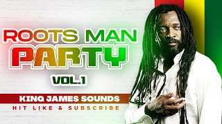 ROOTS MAN PARTY VOL 1 -REGGAE MIX