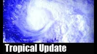 Tropical Update with J7409 Kirk is Born