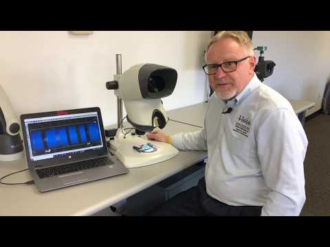 Mantis Product Showcase - Eyepiece-less Inspection System