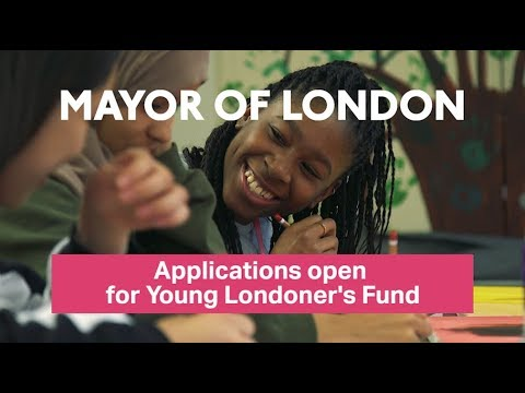 About the Young Londoners Fund