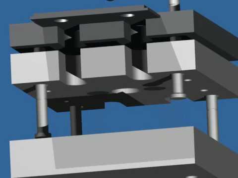 como puedo hacer un molde para una maquina inyectora de plastico?